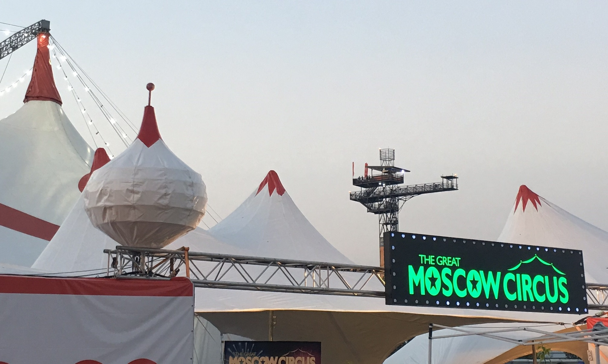 REVIEW: The Great Moscow Circus