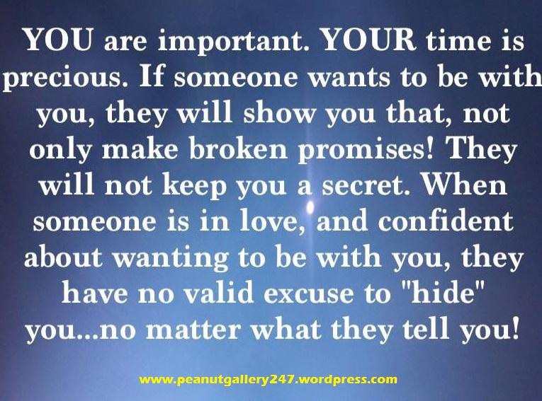 True Love isn't a Secret