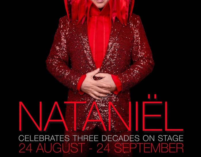 The very best of  Nataniël – 30 years, 90 minutes
