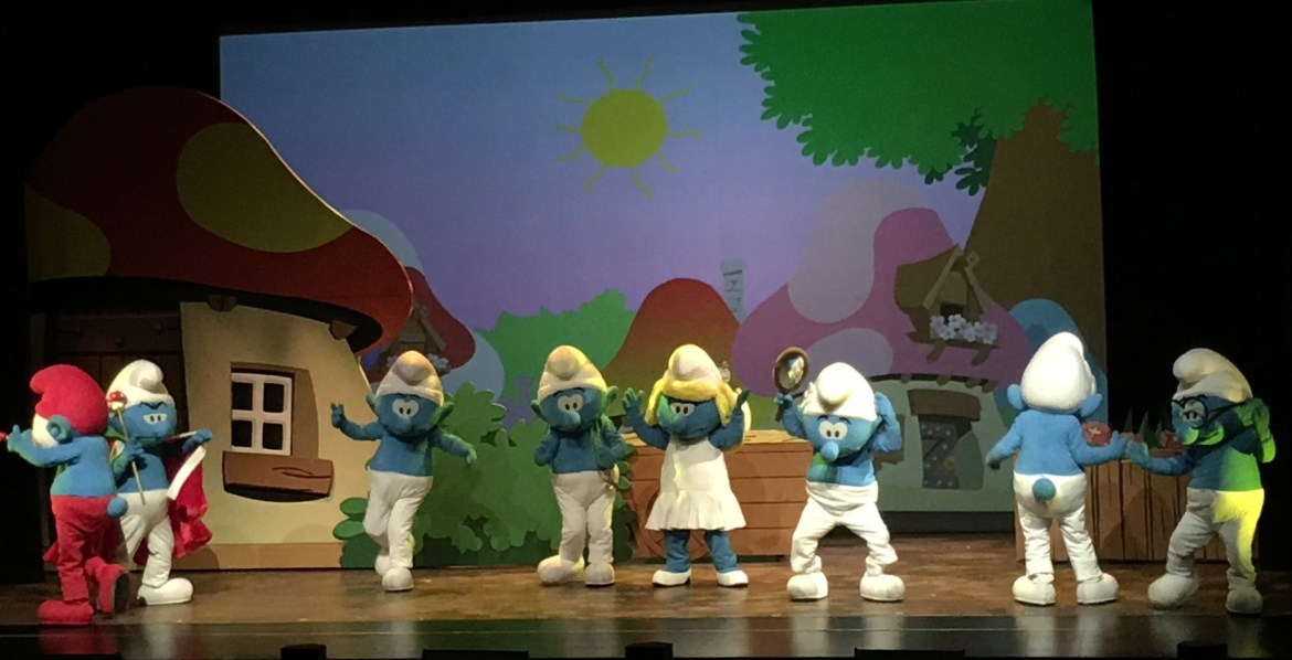 The Smurfs Live on Stage 10 - PeanutGallery247