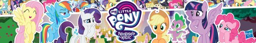 My Little Pony - PeanutGallery247