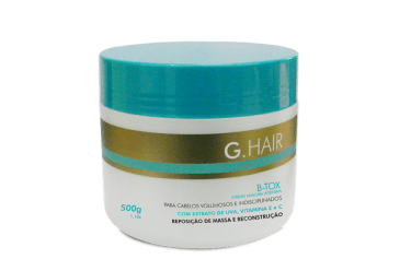 G HAIR B-TOX Intensive Mask treatment - PeantGallery247
