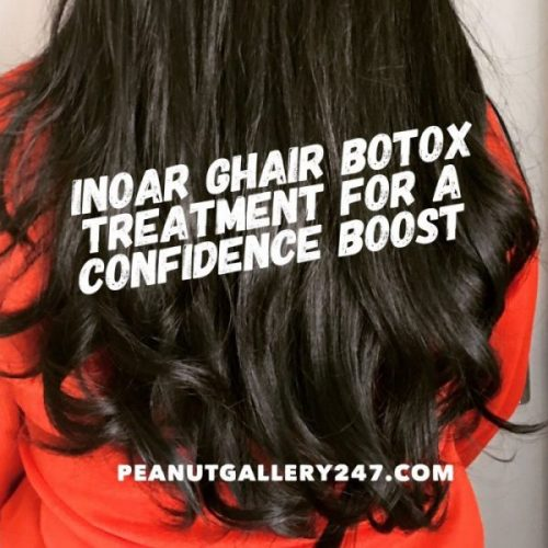 REVIEW: INOAR GHAIR BOTOX TREATMENT FOR A CONFIDENCE BOOST