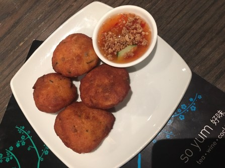 So Yum Fish Cake Starter - PeanutGallery247