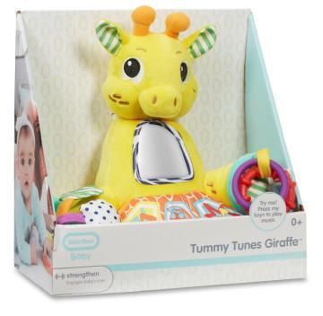 Tummy Tunes Giraffe - PeanutGallery247