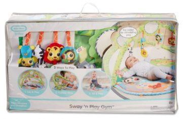 Sway n Play Gym Bag - PeanutGallery247