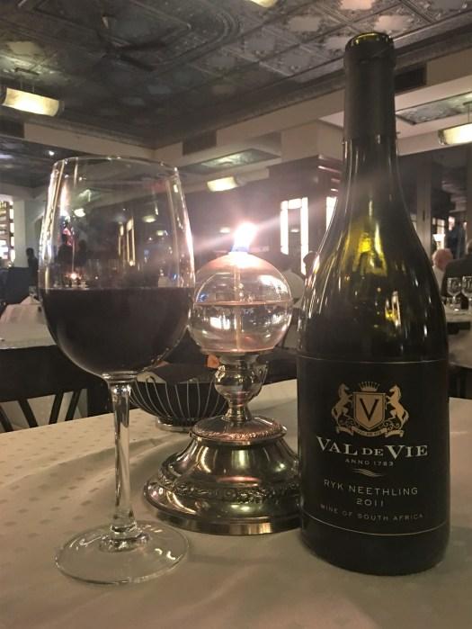 Val De Vie - PeanutGallery247