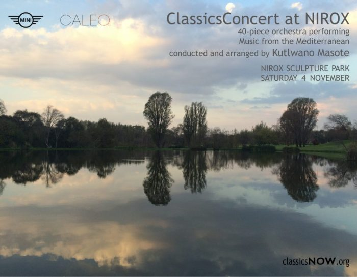 ClassicsConcert at NIROX – Music from the Mediterranean