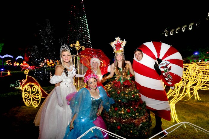 Emperors Palace kick-starts the festive season with the dazzling Garden of Lights