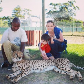 Cheetah Outreach Programme - PeanutGallery247