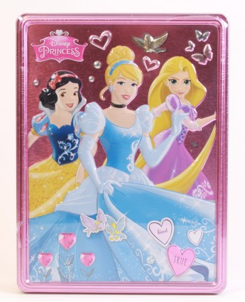 Disney Princess Happy Tin - PeanutGallery247