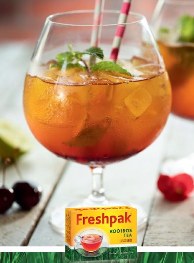 Freshpak - Berry, Honey, Lime & Vanilla Iced Tea - PeanutGallery247