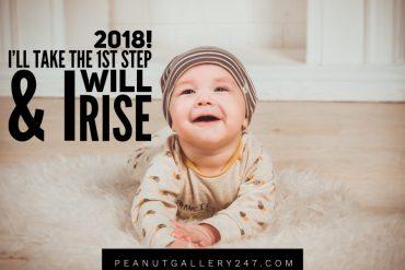 Hello 2018 - PeanutGallery247