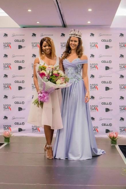 New Miss South Africa 2017 Adè van Heerden - PeanutGallery247