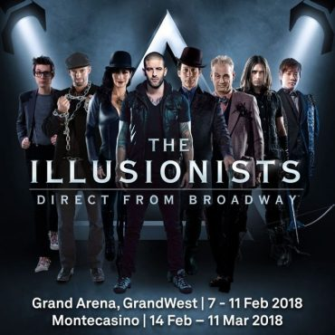 The Illusionists - PeanutGallery247