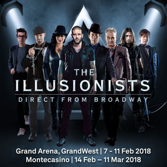 The Illusionists - PeanutGallery247