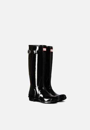 Hunter Original Tall Gloss boots - PeanutGallery247