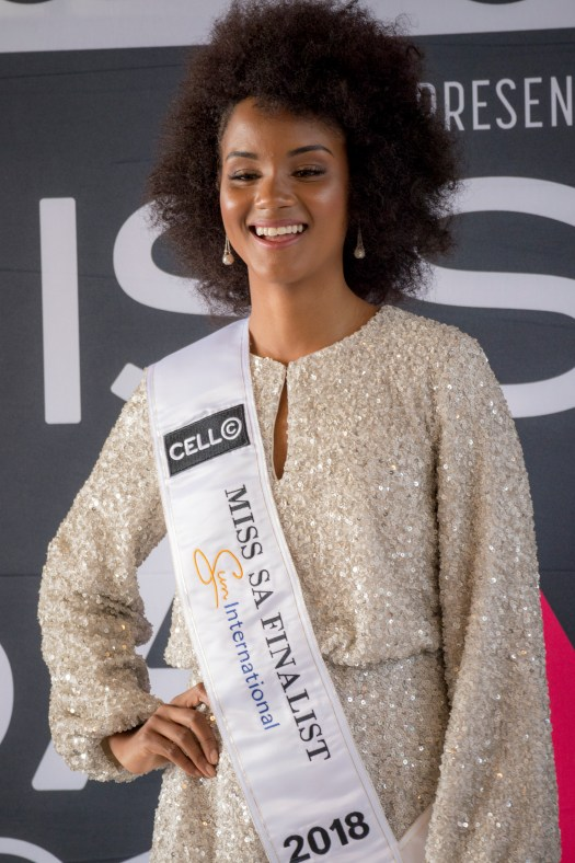 Miss SA 2018 Top 12 -Margo Fargo - PeanutGallery247