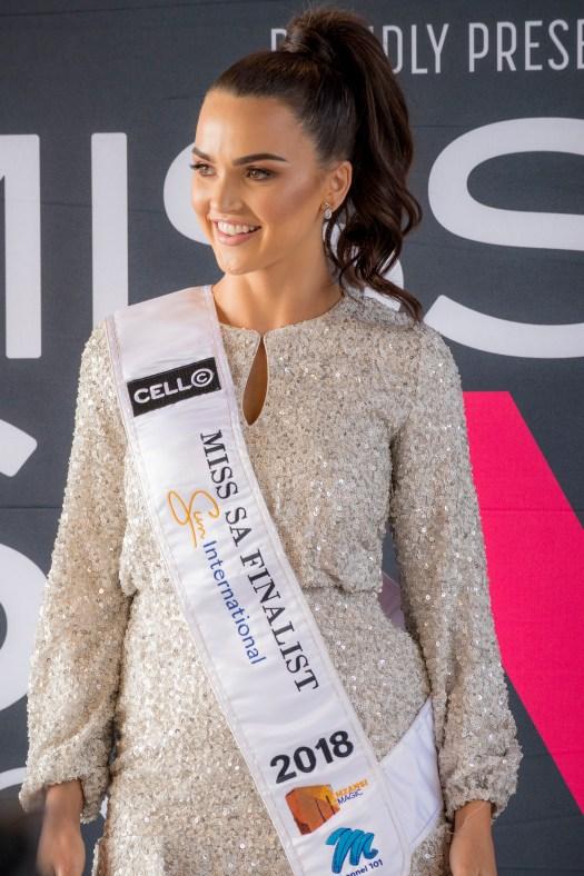 Miss SA 2018 Top 12 - Tamarin Bensch - PeanutGallery247