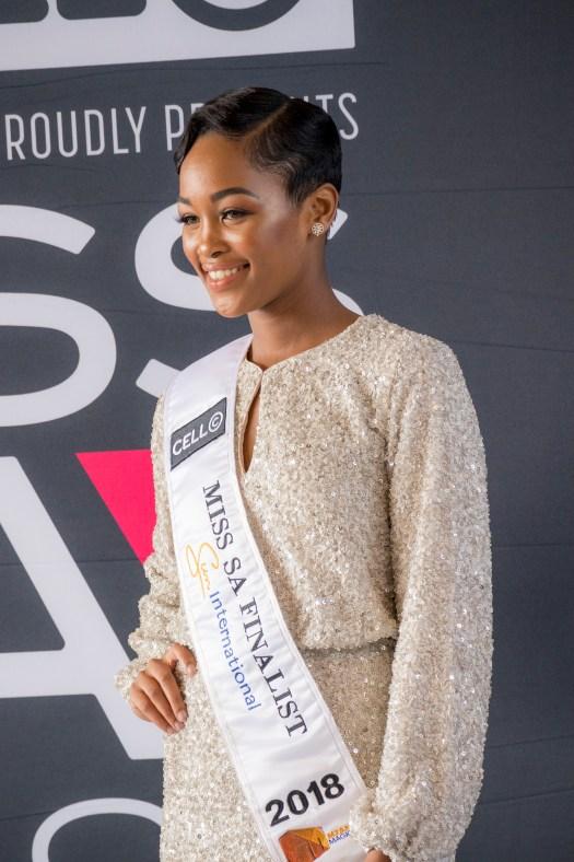 Miss SA 2018 Top 12 - Thandokazi Mfundisi - PeanutGallery247