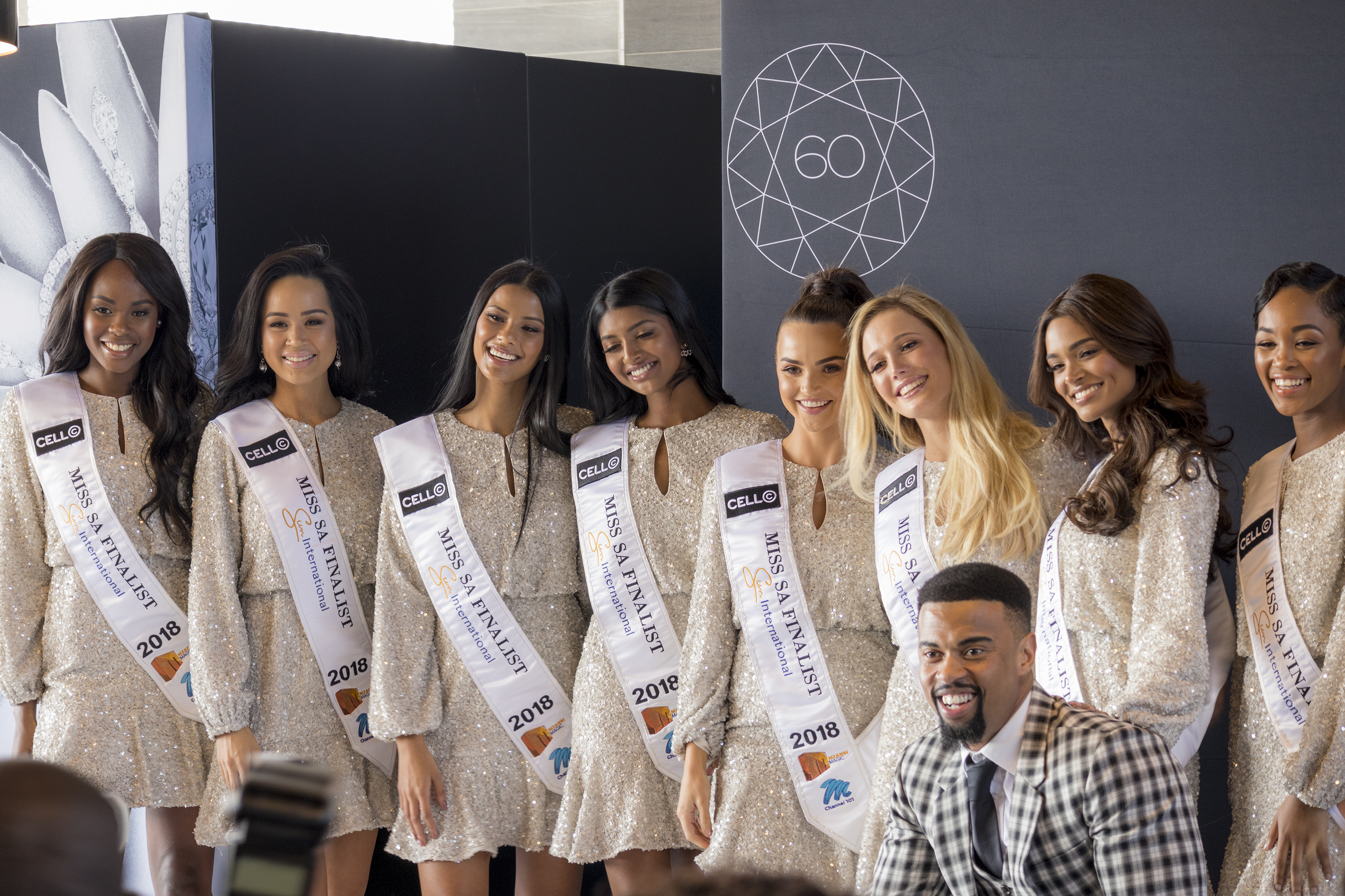 Meet the Miss SA 2018 Top 12 Finalists