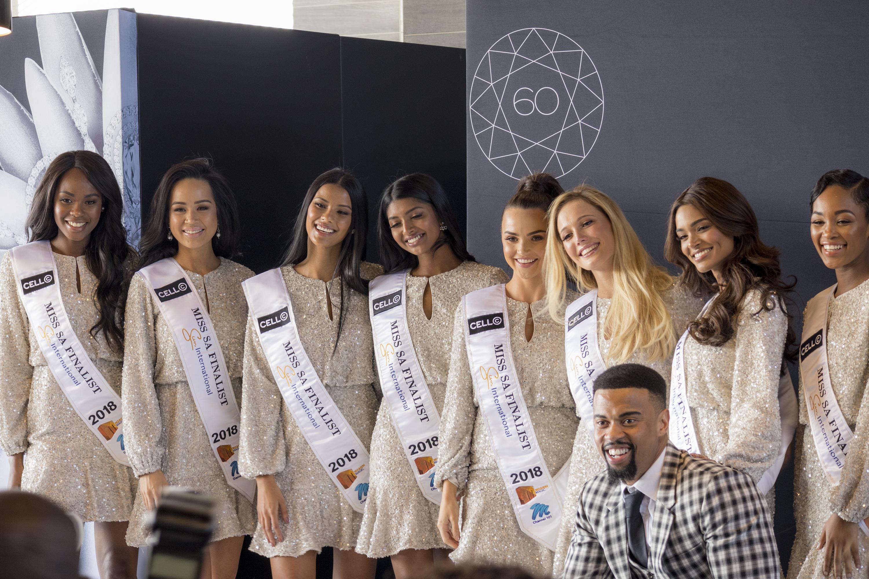 Meet the Miss SA 2018 Top 12 Finalists