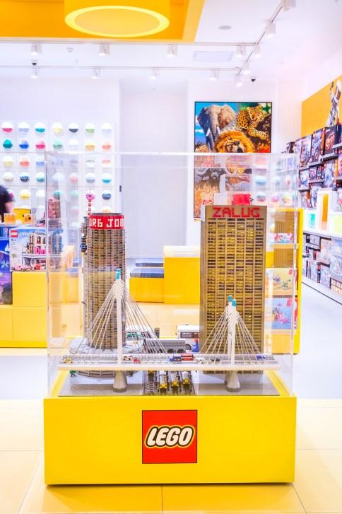 LEGO Certified Store Sandton City - PeanutGallery247