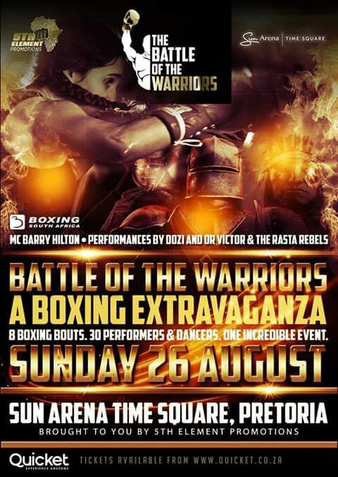 Battle of the Warriors - PeanutGallery247