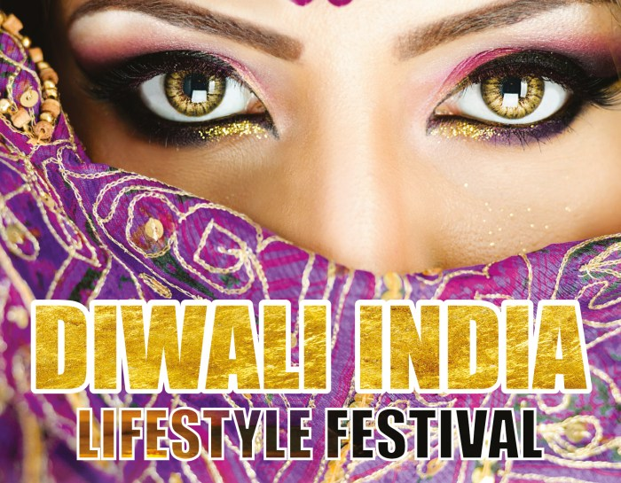 The DIWALI INDIA LIFESTYLE FESTIVAL at Montecasino