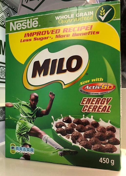 Nestle Milo Energy Cereal – Less Sugar, More Benefits