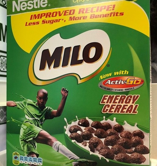 Nestle Milo Energy Cereal – Less Sugar, More Benefits