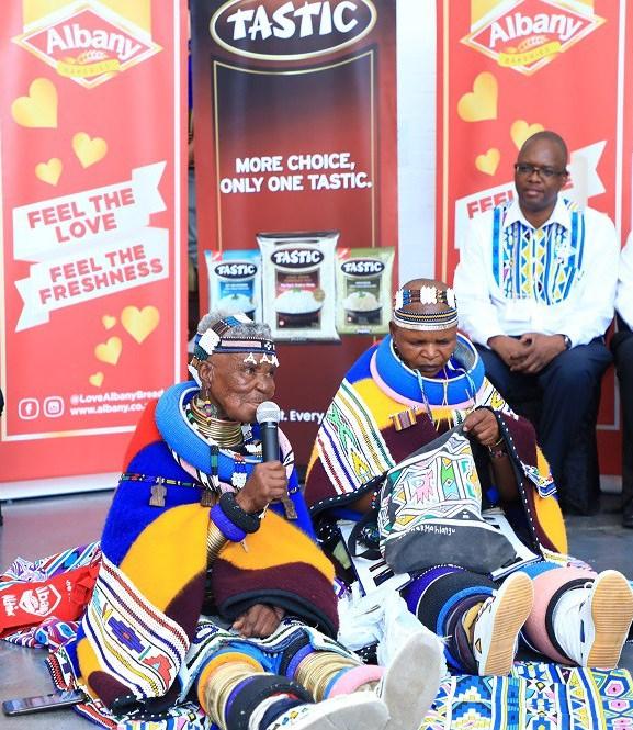 Celebrating South African Heritage with Tiger Brands & Dr. Esther Mahlangu