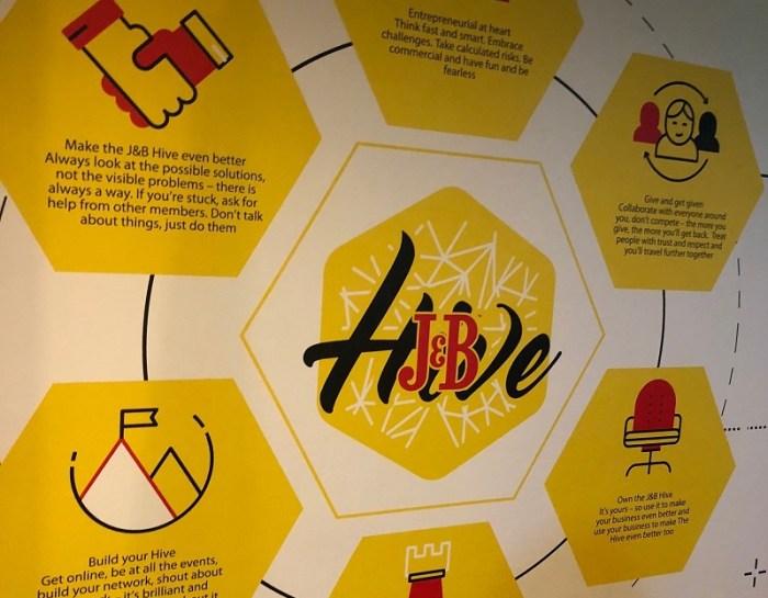 Join the J&B Hive #RareHustle