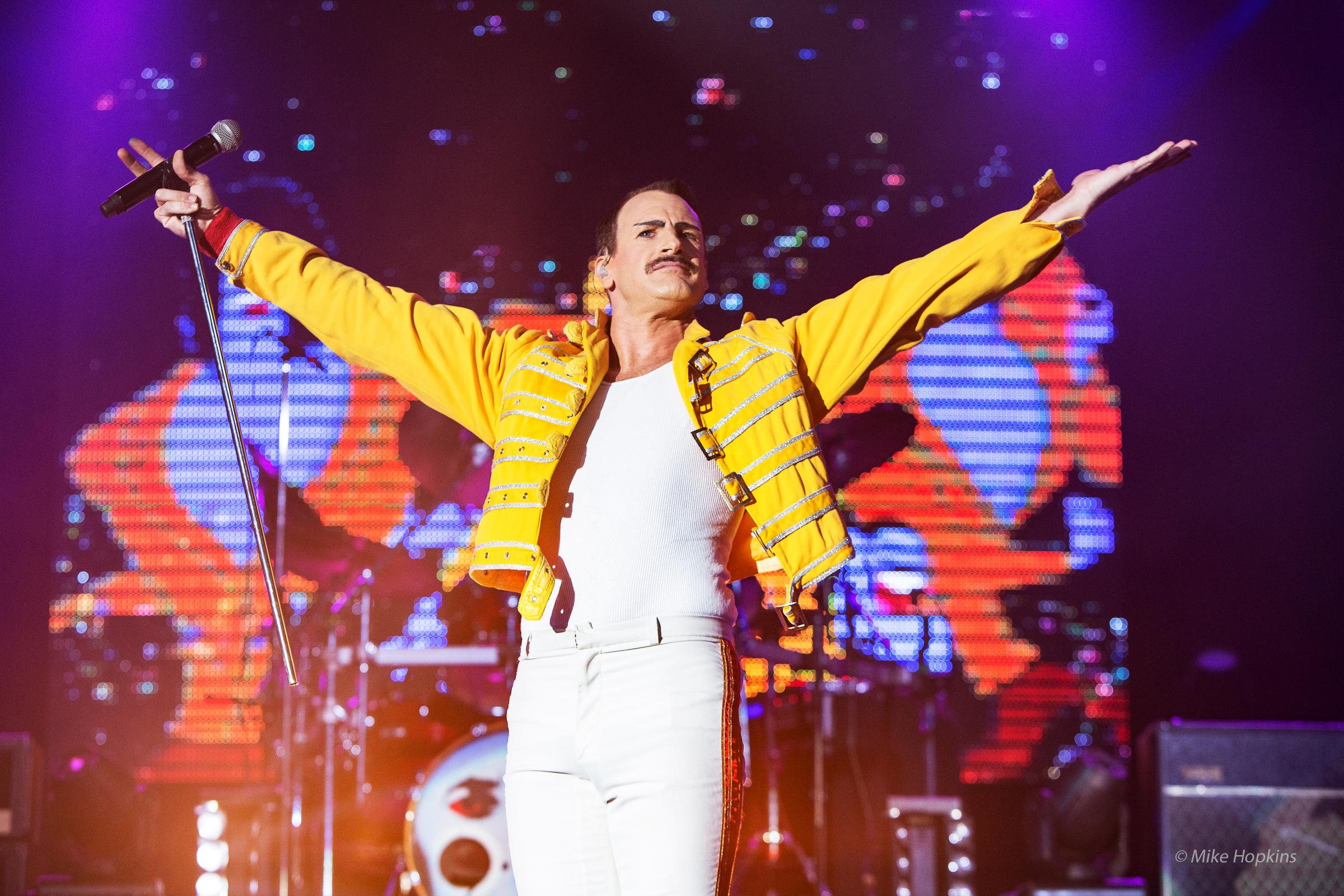 Queen Tribute Show - PeanutGallery247