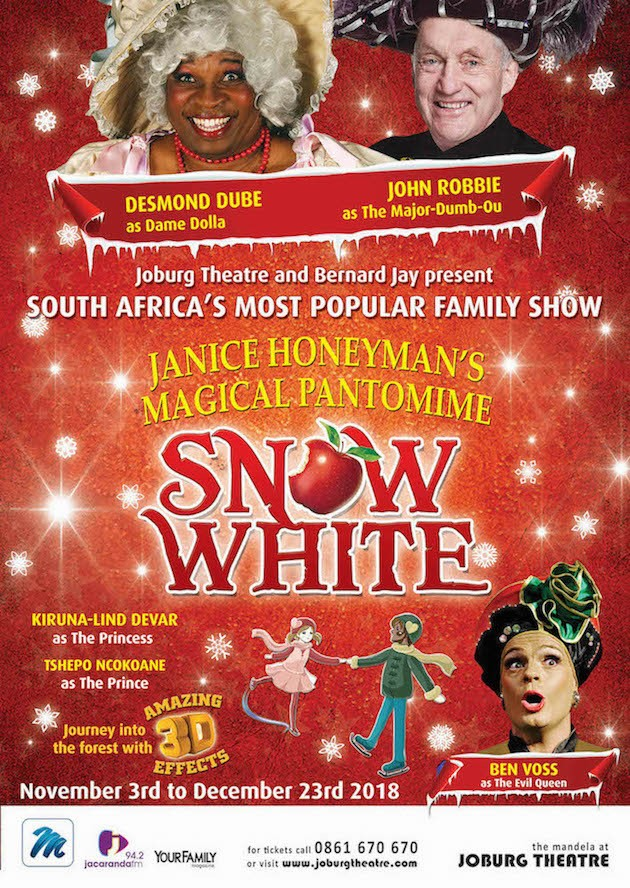 Snow White Panto - PeanutGallery247
