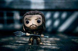 Funko Collectibles - Aquaman - PeanutGallery247