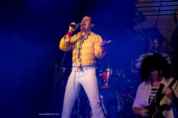Queen: It's a Kinda Magic show - PeanutGallery247