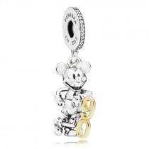 Mickey The True Original Pandora charm 2 - PeanutGallery247