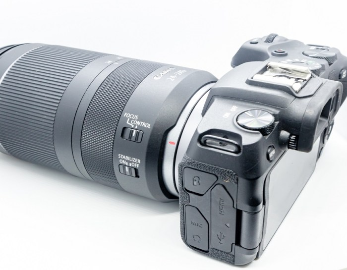 REVIEW: CANON EOS RP – FIRST IMPRESSIONS