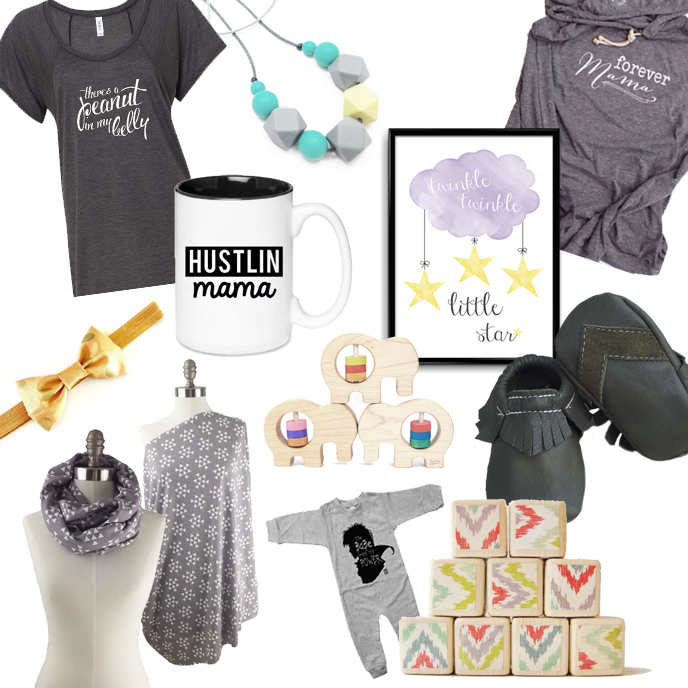 2014 Holiday Gift Guide for Expecting Mamas and New Babies