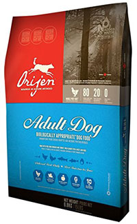 Orijen Grain-Free Adult Dry Dog Food