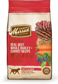 Merrick Classic Adult Real Beef