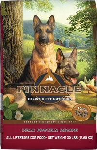 Pinnacle Peak Protein Grain-Free Dog Food