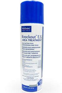 Virbac Knockout E.S. Area Treatment Spray