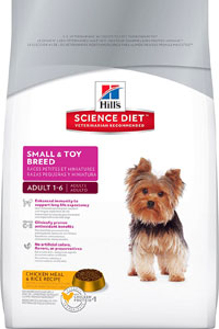 Hill's Science Diet Small Breed Dry Dog Food