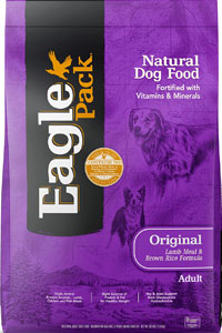 Eagle Pack Lamb & Rice Natural Dry Dog Food