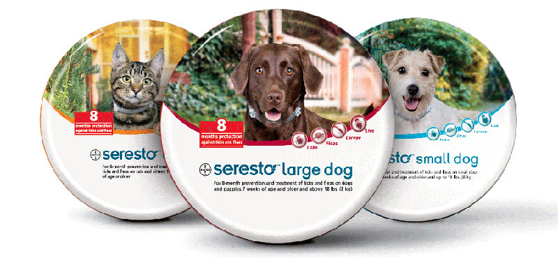 Bayer Seresto Collar for Dogs