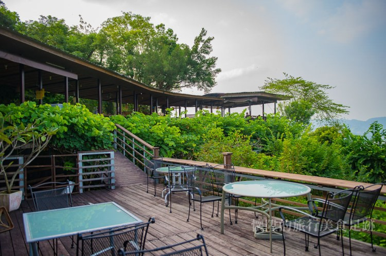 每個座位都是美景:玉井綠色空間景觀餐廳 【台南景觀餐廳】【台南秘境】【玉井景點】