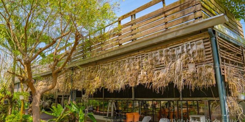【台南景點】蘭科植物園:免費入園的台南蘭花展場,2000株各式蘭花齊聚一堂,還可以在溫室享用美味餐點