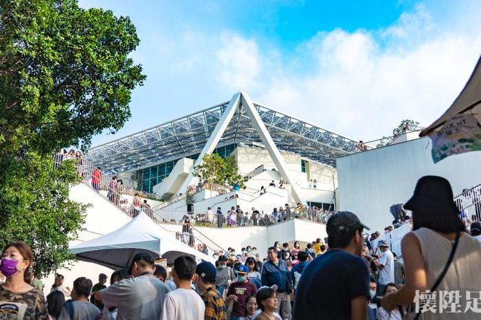 台南市集|在雪白山林間穿梭,遇見城市裡的美好市集|2020森山市集紀錄